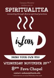 SpiritualiTEA: Islam