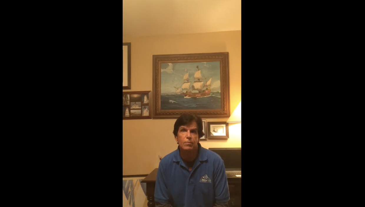 Video Message from Mr. Zappala 4/6/20