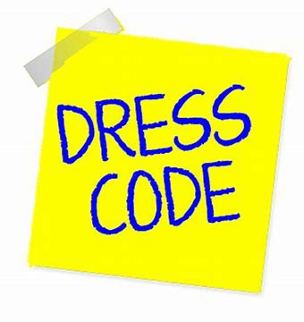 Dress Code Reminders for the Second Semester