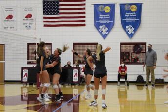 Avonworth Girls' Volleyball Season Ends in WPIAL Semifinals