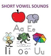 Spelling sort o, e, and u