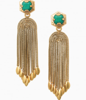 Odeon Chandelier earrings