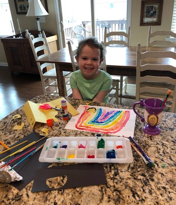 Elizabeth Grace's Art Studio