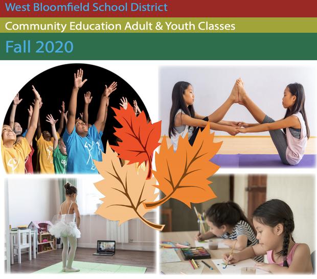 Community Education Fall Guide