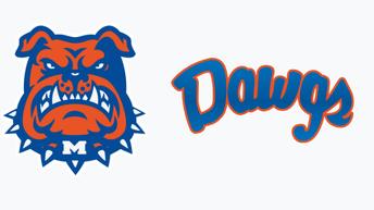 Logos: Montevallo High School (Dawgs)