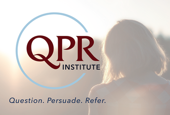 Suicide prevention: Free QPR training offered