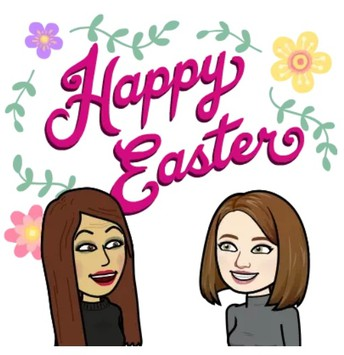 Happy Easter from the Staff at Los Encinos Elementary