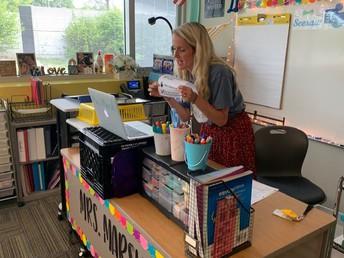 Mrs. Marsh's 3rd grade class!
