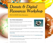 Donuts & Digital Resources