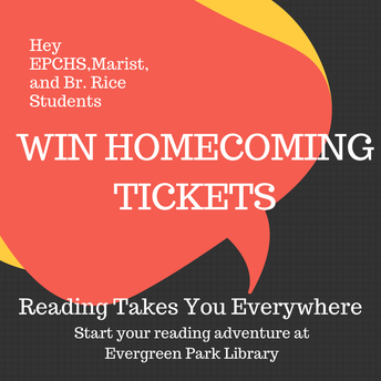 Read Books, Explore Community and Win Prizes