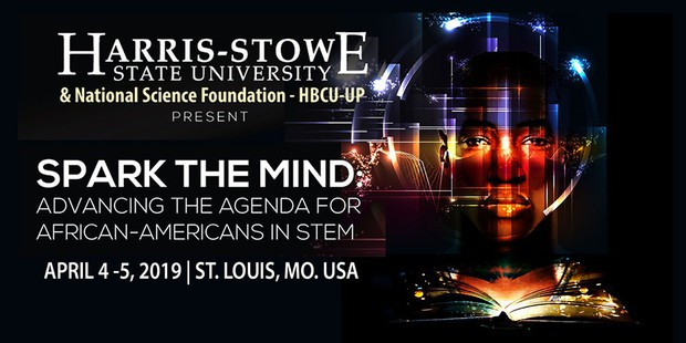 Spark the Mind: Advancing the Agenda for African-Americans in STEM graphic