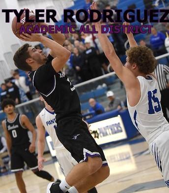 #2 Tyler Rodriguez