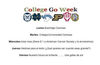 College Go Week (Spanish)