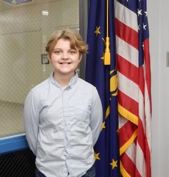 5th Grade Panther Pride Winner