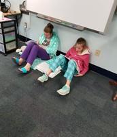 Math on Pajama Day