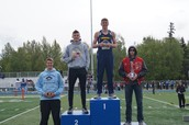 High Jump State Champ