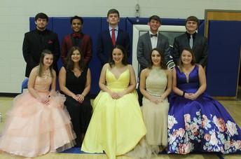 Prom Candidates