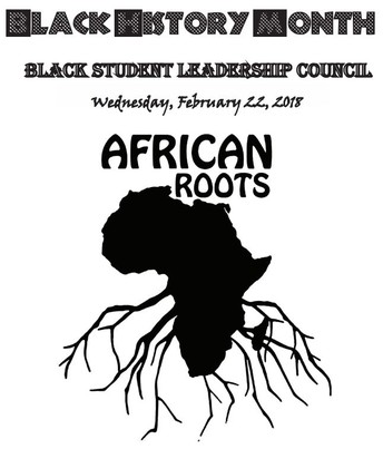 Black Student Leadership Council's - Black History Month Expo and Bake-Sale