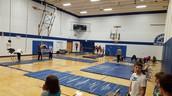 Gymnastics in PE