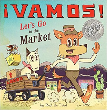 """Vamos Let's Go to the Market"" by Raul the Third"