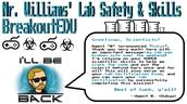 Teach Lab Safety Skills