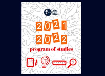 2021-22 Program of Studies