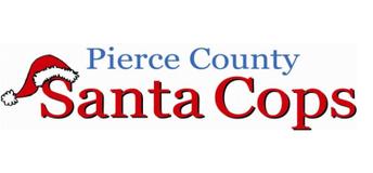 Pierce County Santa Cops Food Drive