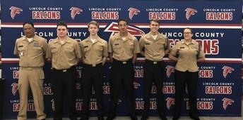ROTC National Academic Team