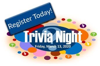 Register NOW! - Trivia Night
