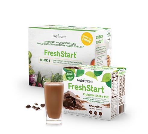 FreshStart week 1