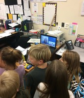 2nd Graders: Skyping with Learners in Belize!