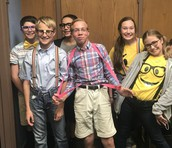 Nerd Day at the Junior High