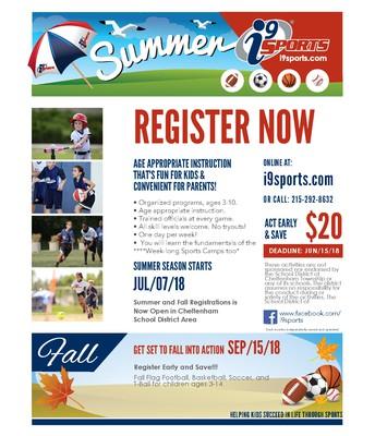 Summer i9 Sports