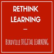 Visit our Digital Learning Lounge - Rethink Learning Blog