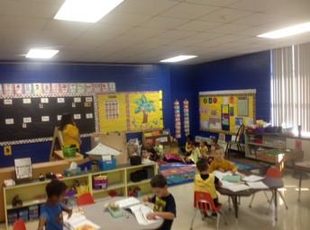 Mrs. Pecoraro's Kindergarten Class