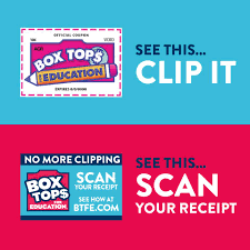BoxTops is DIGITAL!
