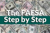 Understanding the FAFSA-Step By Step  (click here)