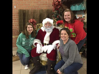 Polar Express, the Story Lady, the Holiday Store and Santa!