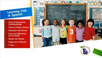 Learning Club in Spanish (K-5)