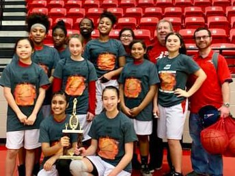 HSE girls basketball