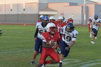 JV Football Perfect Heading Into Region Play