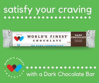 World's Finest Chocolate Fundraiser is here!