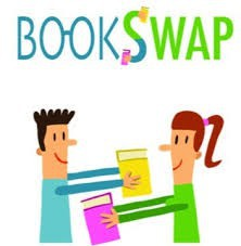 Book Swap Coming to Isaac Fox - Start bringing in books now!