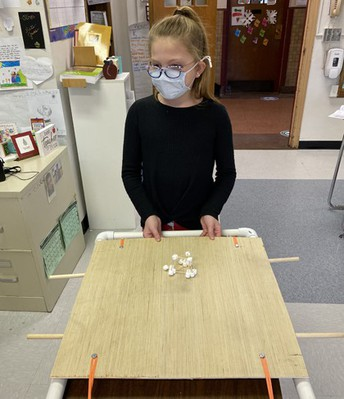 Avalyn's structure holds on through the earthquake