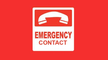 Emergency Contact - Mandatory for All