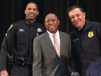 Afro-American Police Officers' League: President Message
