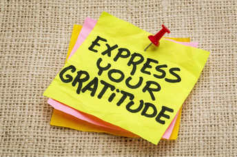 Gratitude for our Acton staff members