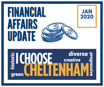 Stay Informed: Finance Committee Meeting