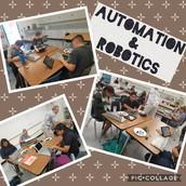 PLTW ~ Automaton & Robotics