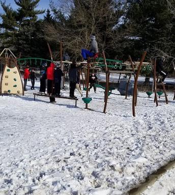 Intermediate School playground